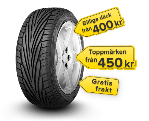 Billiga däck tyskland